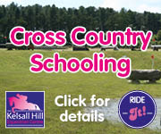 Kelsall Hill XC Schooling (Staffordshire Horse)